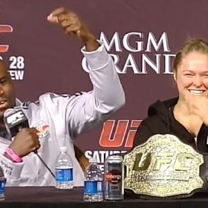 UFC 168: Post Fight Press Conference Highlights