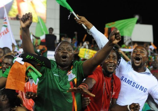 Zambia prepares heroes' welcome for Cup winners