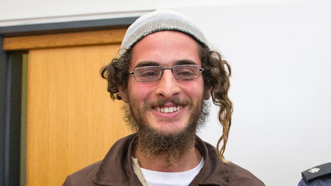 Meir Ettinger has been placed in administrative detention for six months with the possibility of extension