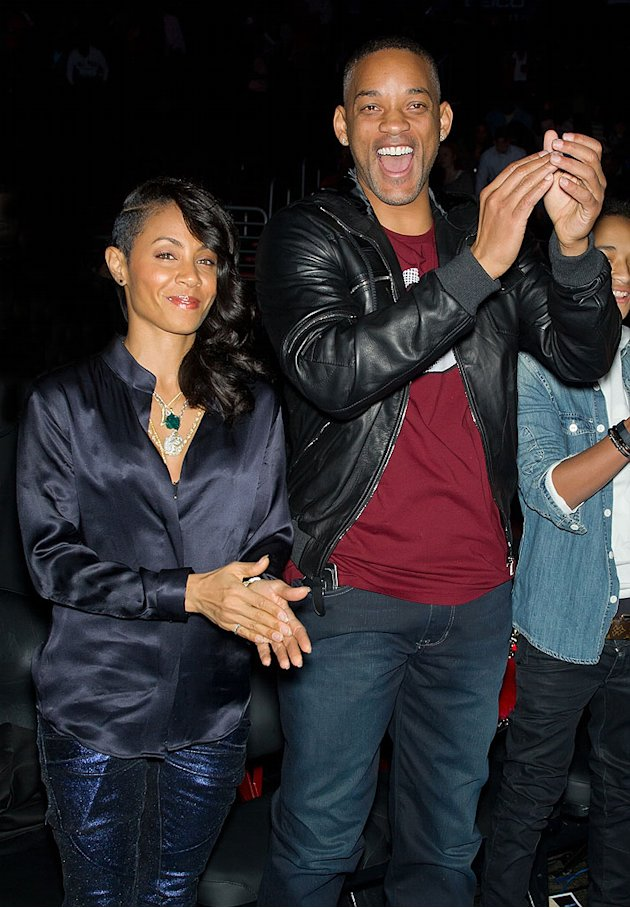 Jada Pinkett Smith, Will  …
