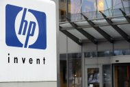 Hewlett-Packard said Friday it is making the webOS operating system for mobile devices it acquired from Palm last year available to the open source community. (AFP Photo/Dirk Waem)
