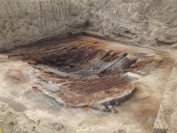 4,000-Year-Old Burial with Chariots Discovered in South Caucasus
