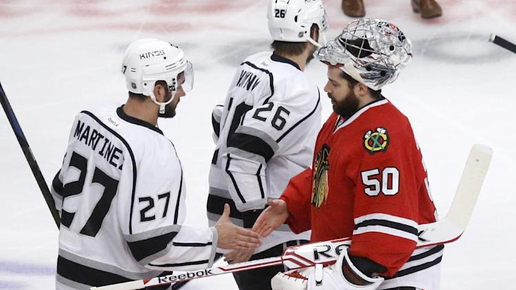 2014 Western Conference Final: Kings vs. Blackhawks