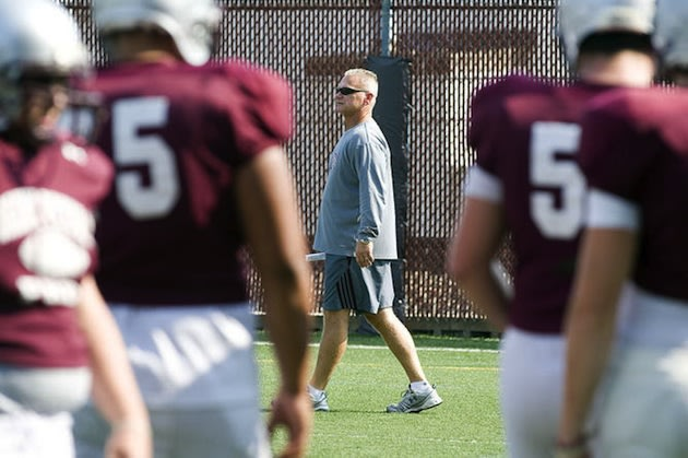 St. Peters Prep coach Rich Hansen was upset about Kearny's late forfeit — NJ.com