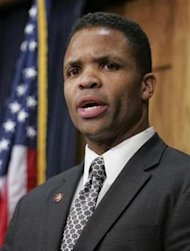 File picture of U.S. Rep Jesse Jackson Jr. Picture taken December 10, 2008. REUTERS/Mitch Dumke