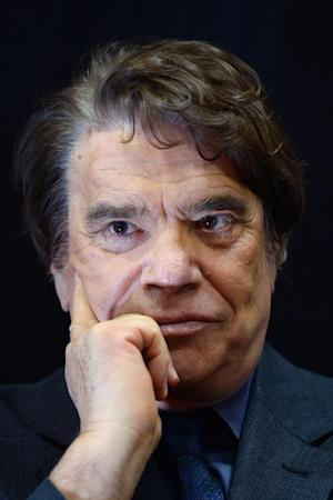French businessman Bernard Tapie, owner of the French…