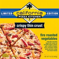 CPK Crispy Thin Roasted Vegetable
