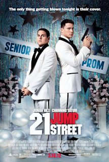 Poster of 21 Jump Street