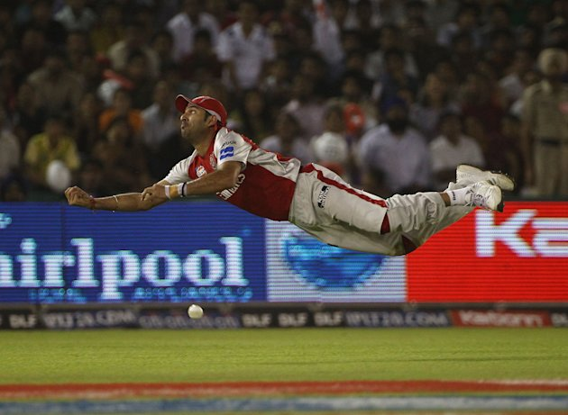 Kings XI Punjab vs Royal Challengers Bangalore - IPL