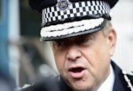 Acting commisioner of the British Metropolitan Police Tim Godwin, addresses the media after meeting with officials in London. Prime Minister David Cameron has unveiled measures to end the country's worst riots in decades, and admitted the army could be called in to quell the violence which claimed its fifth fatality