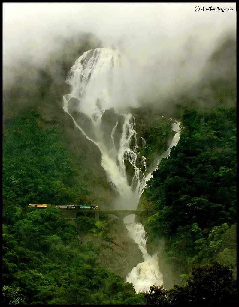 Travel - Waterfalls of In…