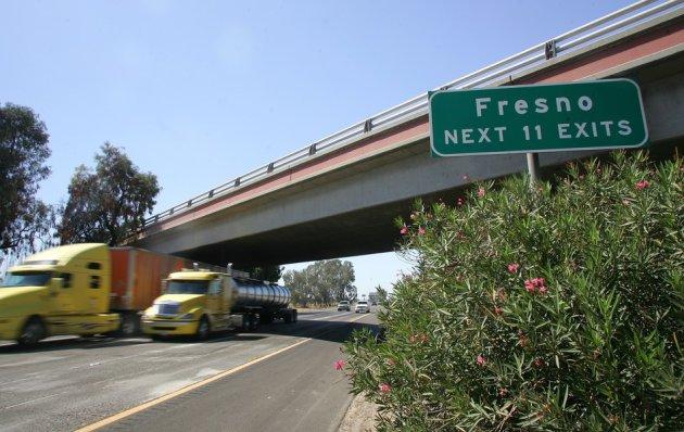 Fresno, CA. Forbes Magazine's 2012
