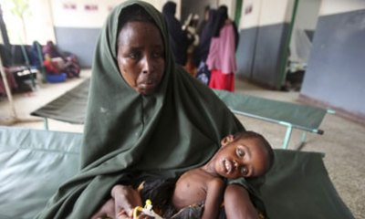 Tens Of Millions For Africa Drought Victims