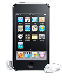 2007: iPod Touch (Apple)