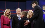 VP debate tees up closing issues for Romney, Obama