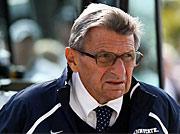 Paterno dies at 85