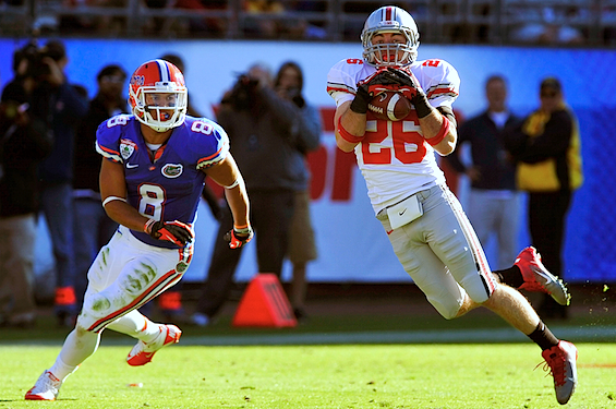 Buckeye linebacker calls foul on race-baiting Gators