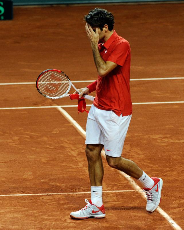 World Number Three Tennis