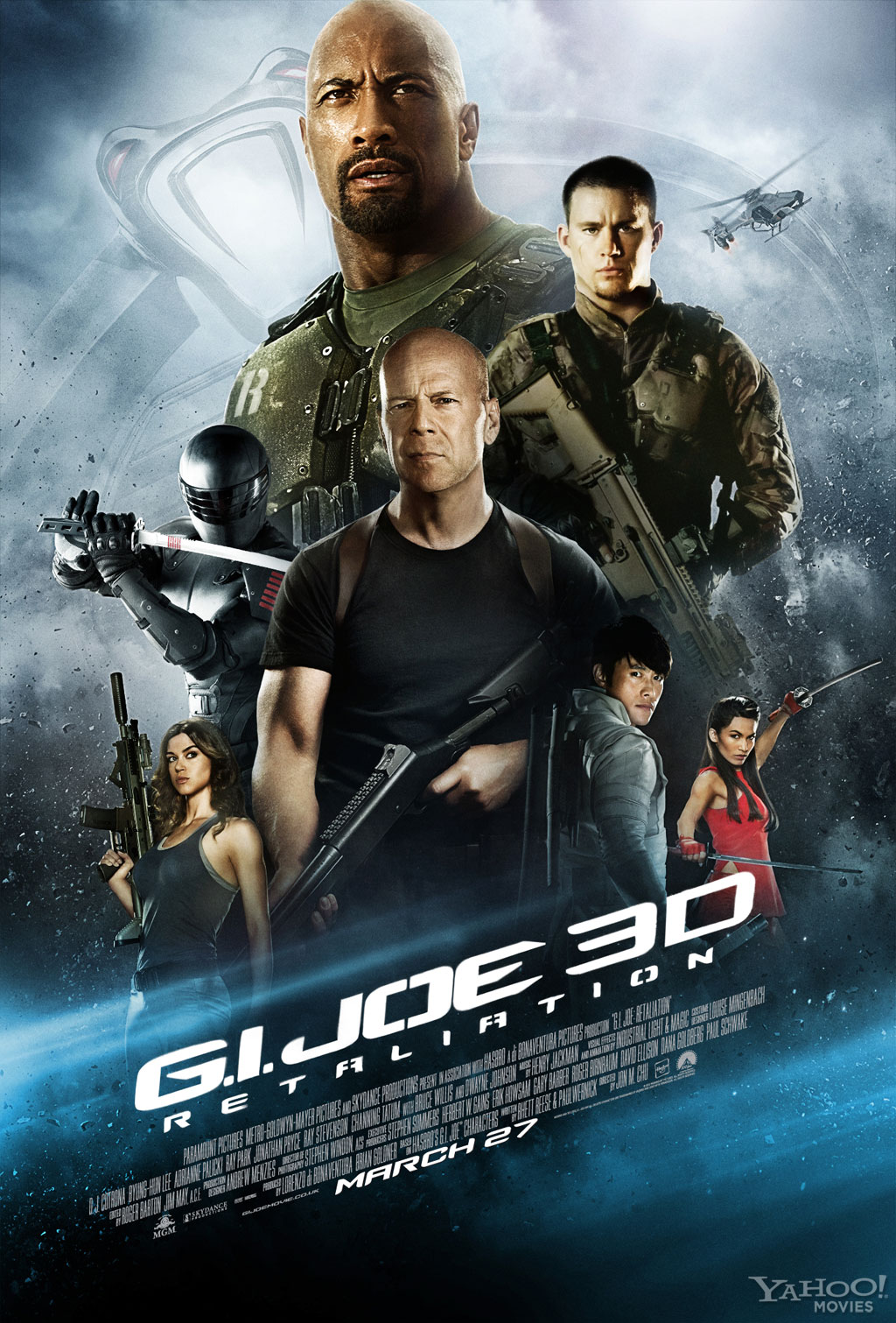 G.I. Joe Retaliation Movie