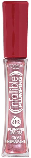 L'Oreal Infallible Plumping Lip Gloss