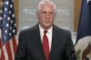 Rex Tillerson didn't thank Trump during goodbye speech