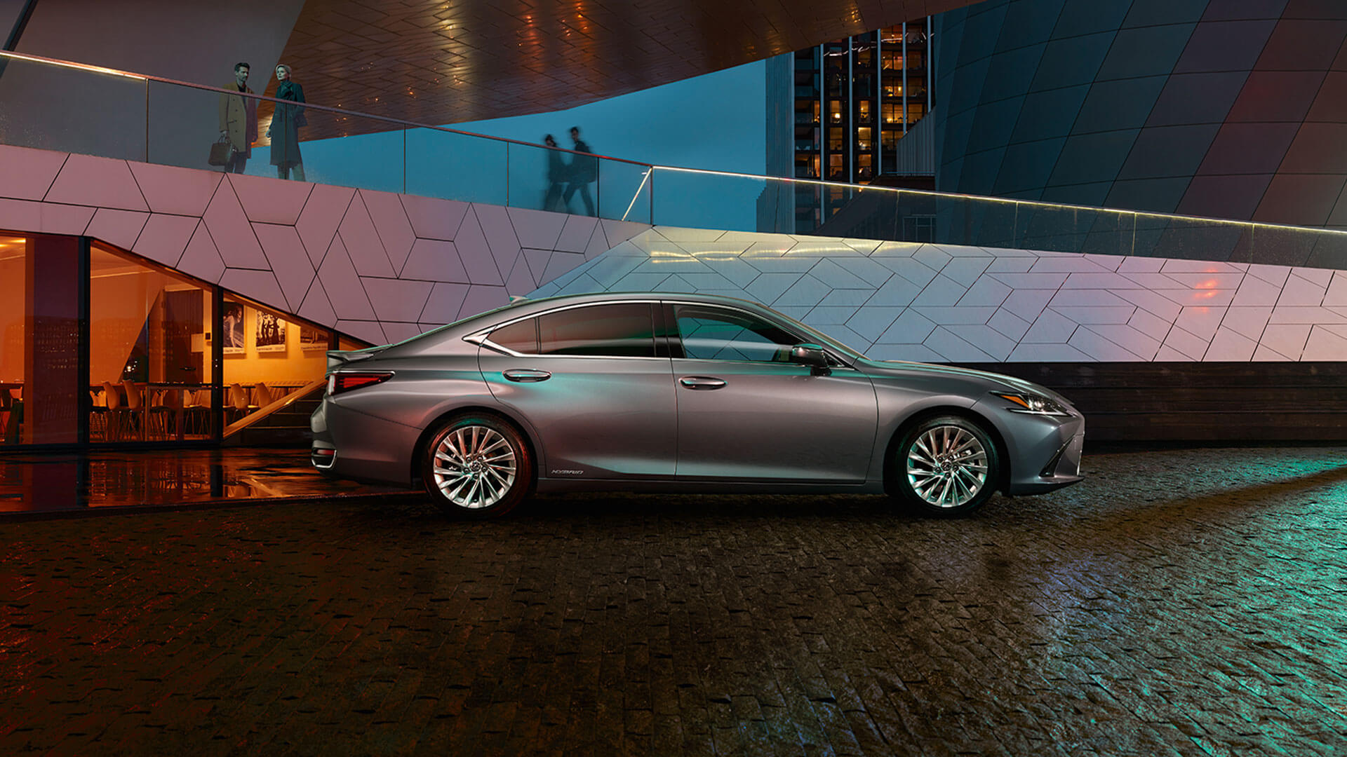 Es Hybrid 2019 Luxury Saloon Range From 35155 New Lexus Uk