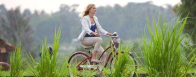 Julia Roberts di Bali dalam film 'Eat Pray Love'