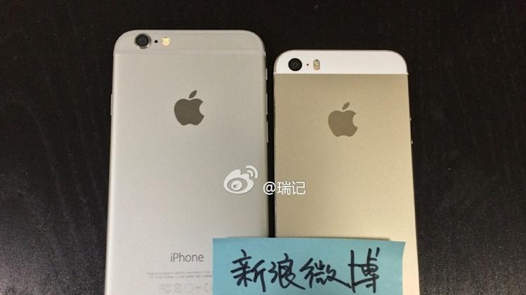 APPLE'S ANNOUNCEMENT RUINED: Is this the first video of a real iPhone 6?