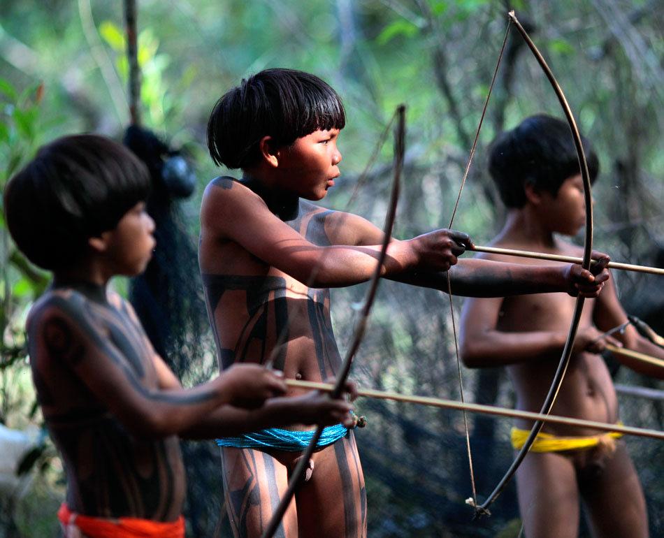 Life with the Yawalapiti Tribe…
