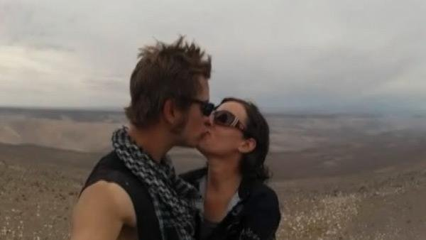 <p>The Oakland couple believed to be missing in Peru has been found safe. Garrett Hand and his girlfriend Jamie Neal are expected to call their families Wednesday.</p>