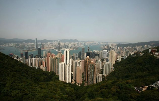 Hong Kong, located on the…