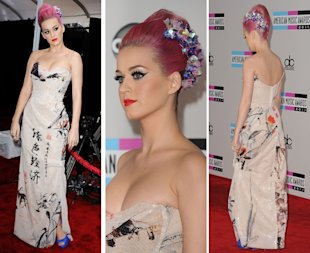 American Music Awards Katy Perry