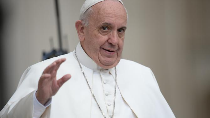 Pope Francis has warned bishops at a global Church meeting on the family not to be taken in by conspiracy theories