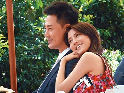Raymond Lam's father still disapproves of Karena