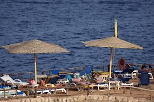 The aircraft had just left the Red Sea resort of Sharm …