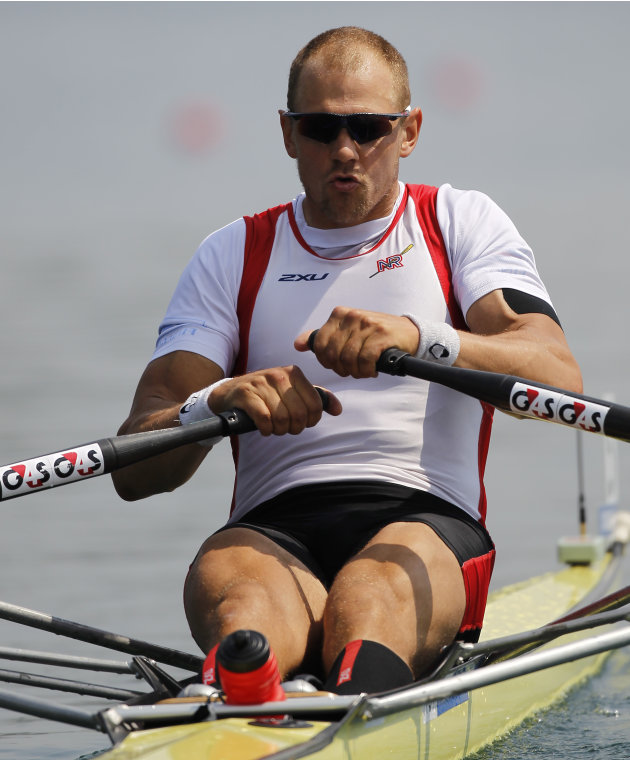 Samsung - World Rowing Cup 2012