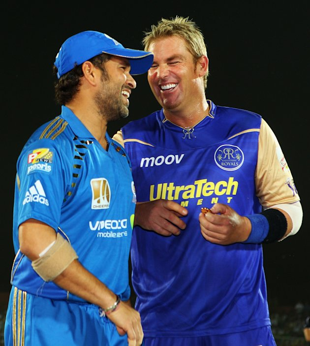 Legends set to cross paths again on the cricket field. (Getty Images)