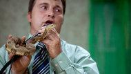 'Serpent-Handling' West Virginia Pastor Dies From Snake Bite (ABC News)