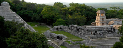 Zona arqueológica de Palenque/El Universal