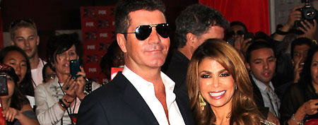 Simon Cowell and Paula Abdul (Frederick M. Brown/Getty Images)