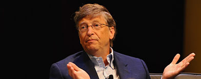 Bill Gates (Larry Busacca/Getty Images)