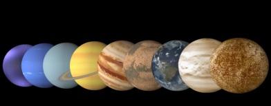 Ilustrasi planet (Foto: Thinkstock)