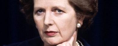 Margaret Thatcher (Foto: Tempo)