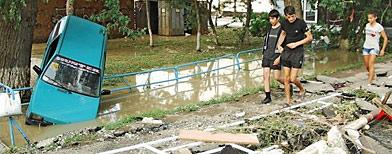 Inundaciones en Rusia dejan más de 150 muertos/ EFE