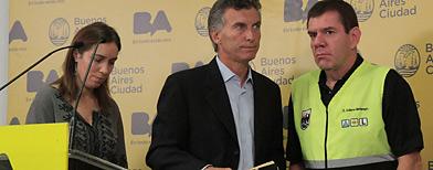 Borda: Macri no tenía la autorización para la demolición del edificio/ DyN