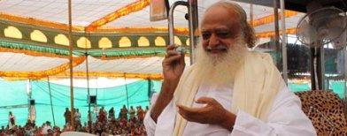 Asaram Bapu blames victim