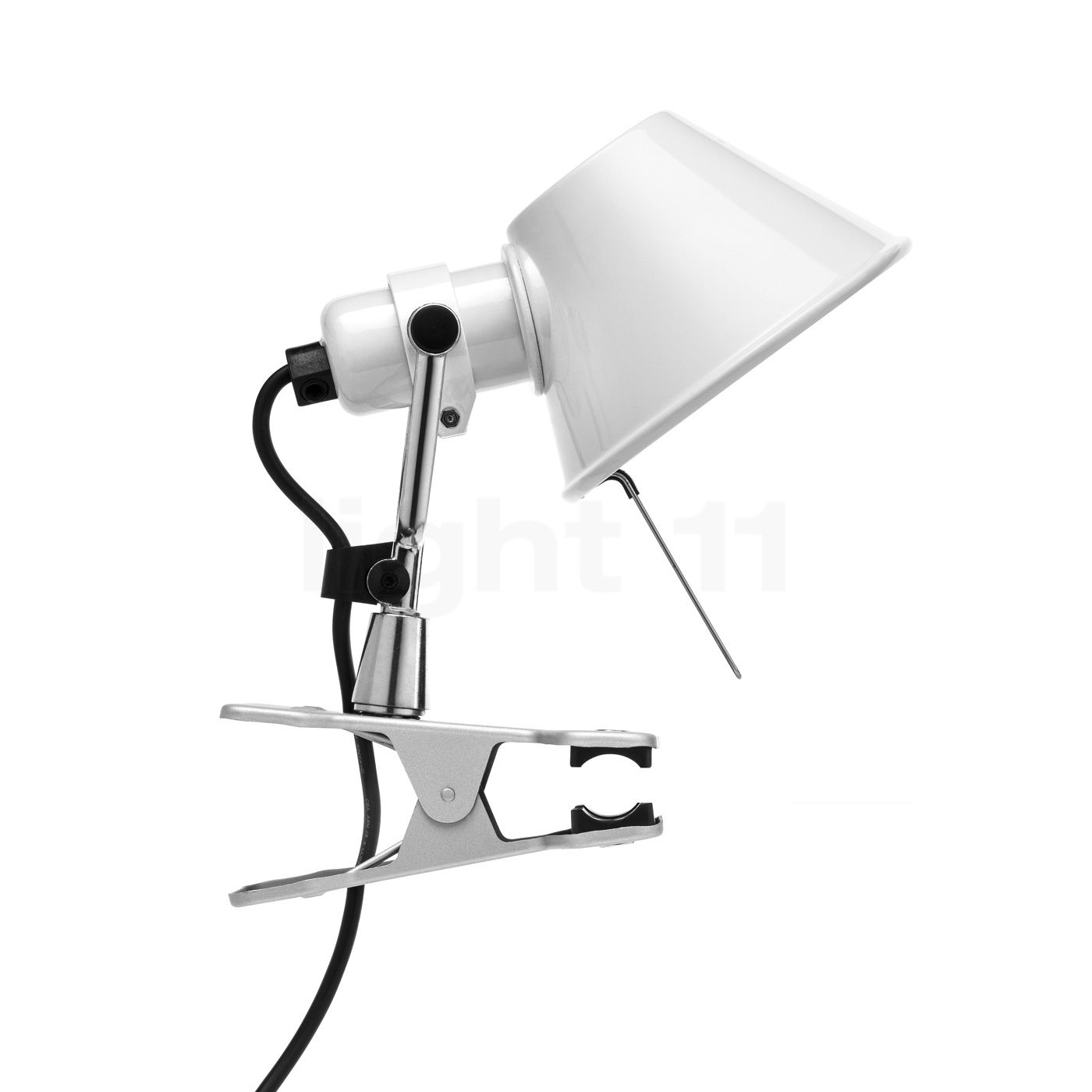 Artemide Tolomeo Micro Pinza LED Special Edition Klemmleuchte
