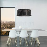 Buy Pablo Designs Solis Drum Pendant Light Led At Light11 Eu