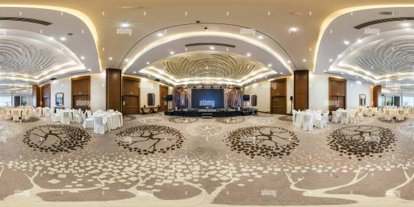 Banquet Hall Modern Stock &