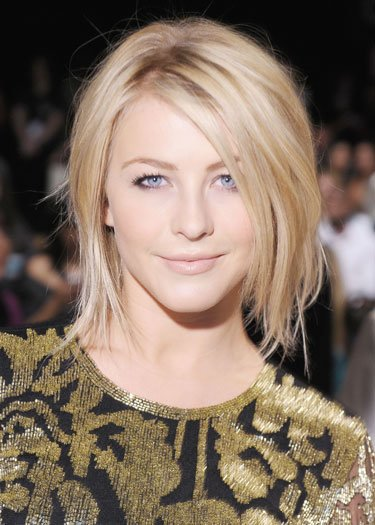 Julianne Hough's Razor …